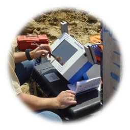 Pile Driving Analyzer (PDA Test)